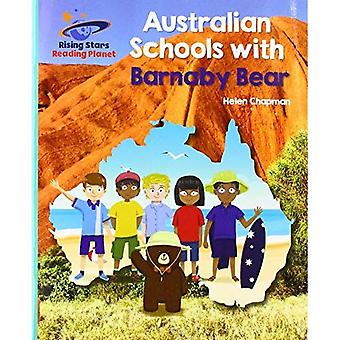 Reading Planet - Australian� Schools with Barnaby Bear - Turquoise: Galaxy (Rising� Stars Reading Planet)