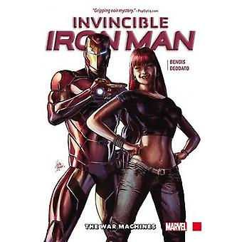 Invincible Iron Man Vol. 2 - The War Machines by Brian Bendis - Mike D