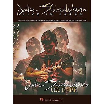 Jake Shimabukuro - Live in Japan - 9781495061158 Book