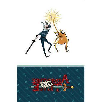 Adventure time-The flip side-vol. 1 (matematisk)-97817827637