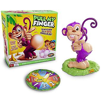 Pull My Finger Mr Buster Monkey Game Toy