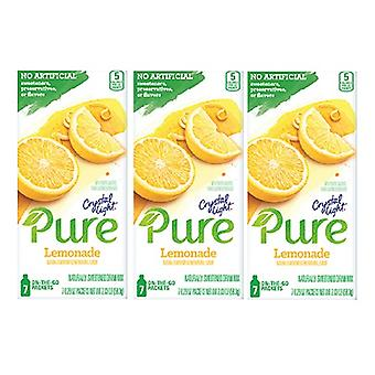 Crystal Light Pure Lemonade Drink Mix 3 Pack