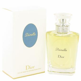 Diorella Eau De Toilette Spray By Christian Dior