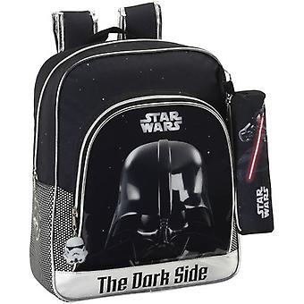Safta Junior backpack Adaptable To Cart Star Wars