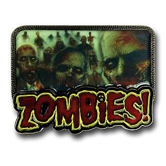 Zombies Hebilla Cinturón