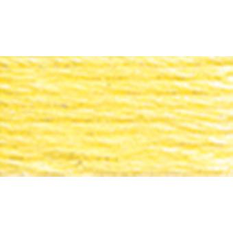 Dmc Tapestry & Embroidery Wool 8.8 Yards Canary Yellow 486 7431