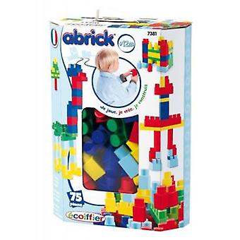 Smoby Box 75 Pieces Maxi Abrick Child (Kids , Toys , Construction , Bricks)