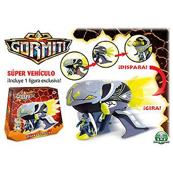 Giochi Preziosi Super Vehicle Gormiti (Spielzeuge , Action-Figuren , Fahrezuge)