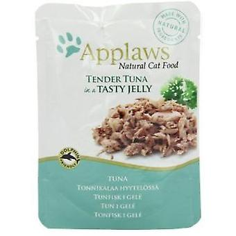 Applaws Jelly Cat Pouch Tuna (Chats , Nourriture , Pâté)