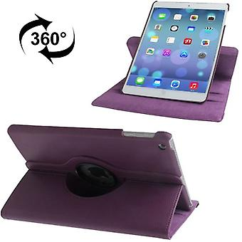Design protective case for Apple iPad purple air