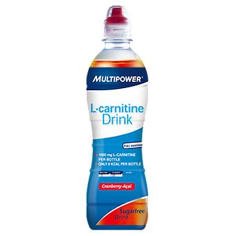 Multipower L-Carnitine Drink Tropical Fruit (Sport , Thermogenics)