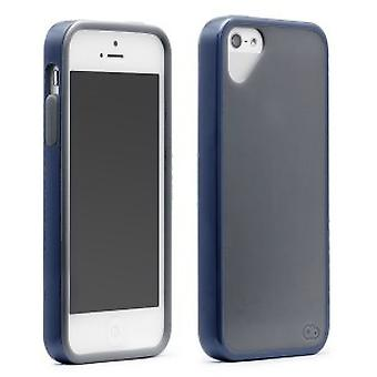 OLO Sling cover iPhone 5 / 5s Grau Blau
