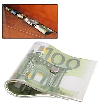 Dollar bill as a door stopper - door brake made of plastic, gift