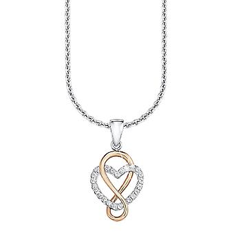 s.Oliver jewel ladies necklace Zyrkonia SO1244/1 - 523684