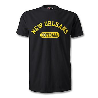 New Orleans voetbal T-Shirt