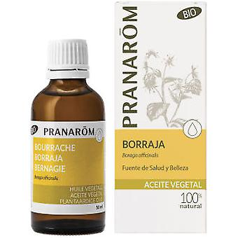 Pranarom Vegetable Oil Borage 50 ml (Hygiene and health , Massage and Spa , Body oils)