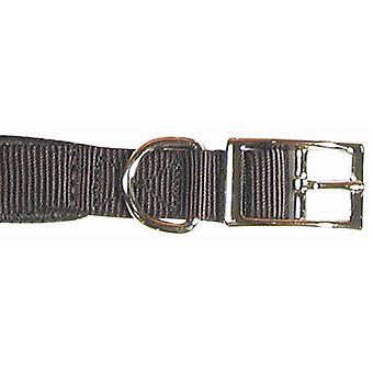 Classic Soft Protection Nylon Padded Collar Black 22 X 1