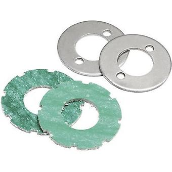 Spare part HPI Racing H105805 Slip-clutch/facings
