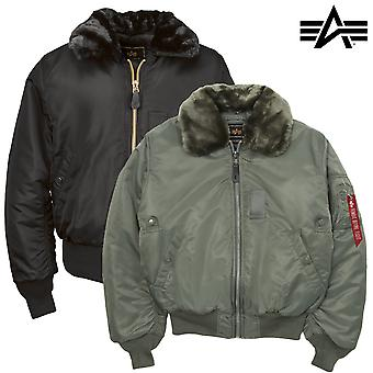 Alpha Industries Jacke B 15