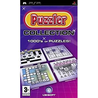 Puzzler Collection Sony PSP jeu