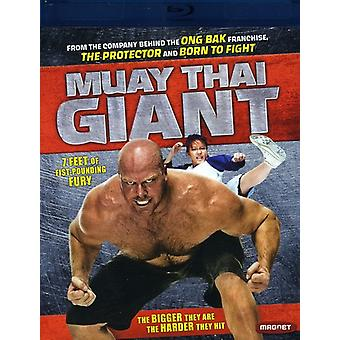 Muay Thai reus [BLU-RAY] USA import