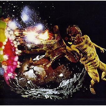 Santana - importación USA Santana 3 [CD]