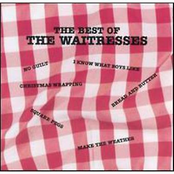 Waitresses - Best of Waitresses [CD] USA import