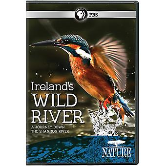 Nature: Ireland's Wild River [DVD] USA import