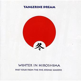 Tangerine Dream - vinter i Hiroshima [CD] USA import