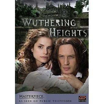 Wuthering Heights [DVD] USA importerer