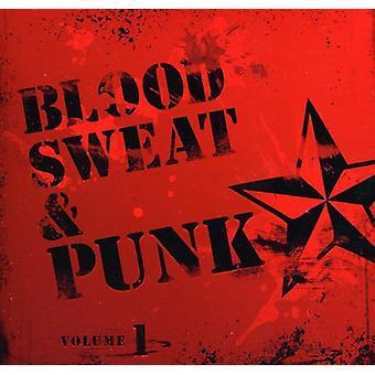 Blut Schweiß & Punk - Vol. 1-Blut Schweiß & Punk [CD] USA importieren