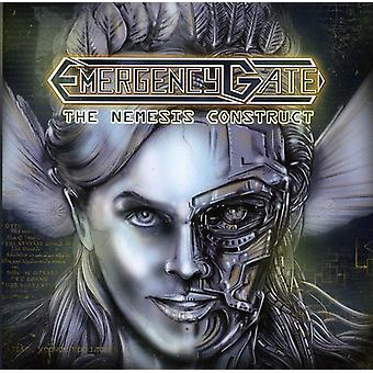 Emergency Gate - Nemesis Construct [CD] USA import