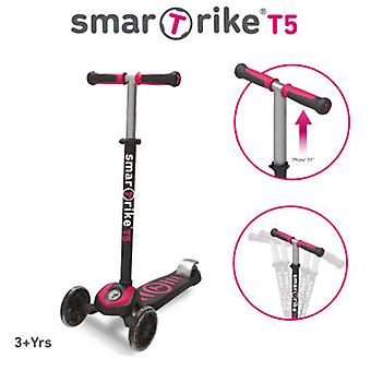 Smart Trike Scooter T5 Rosa Magenta  5+ Years (Outdoor , On Wheels , Scooters)
