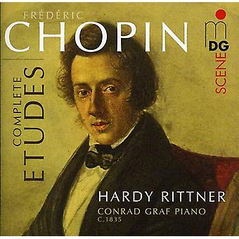 F. Chopin - Chopin: Complete Etudes [SACD] USA import
