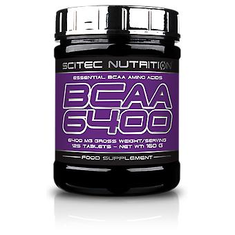 Scitec Nutrition BCAA 6400 375 tabletter (Sport, andre)