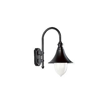 Ansell Lampara 100W E27 Black