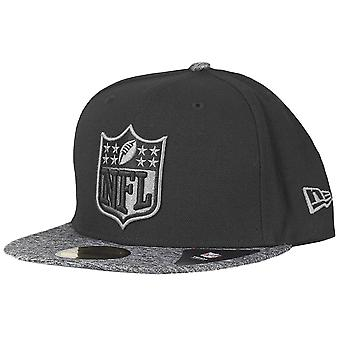 New Era 59Fifty Fitted Cap - GREY II NFL Shield