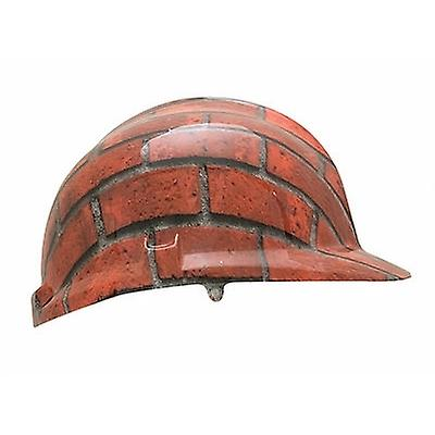 Brick Themed Hard Hat