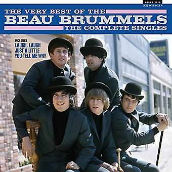 Beau Brummels - bedste af Beau Brummels: komplet singler [CD] USA import