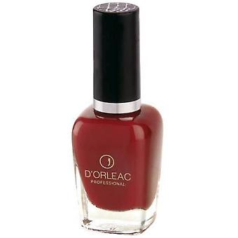 D'Orleac Nail Enamel Croco # 2 Garnet (Femme , Maquillage , Ongles , Vernis)