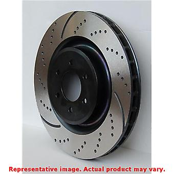EBC Brake Rotors - GD Sport GD1448 Fits:LAND ROVER | |2010 - 2013 LR4  Position