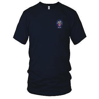 121st Fighter Squadron Embroidered Patch - Ladies T Shirt