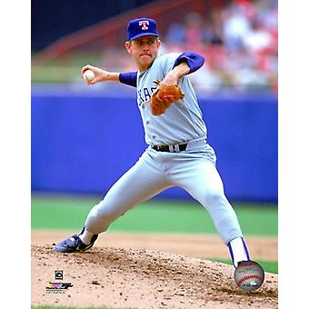 Nolan Ryan akcji Photo Print