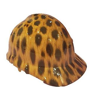 Cheetah Hard Hat
