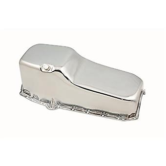 Mr. Gasket 9781 Chrome Plated Engine Oil Pan