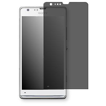 Sony Xperia C5302 screen protector - Golebo view protective film protective film