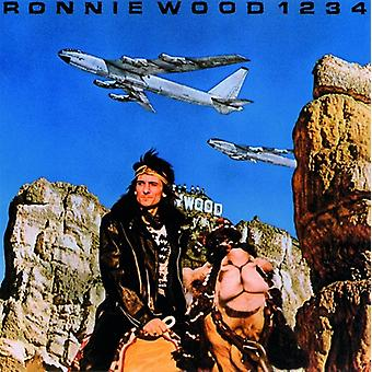 Ronnie Wood - 1234 [CD] USA import