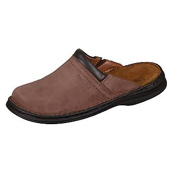 Zapatos de los hombres de Josef Seibel Max 10663 11 340 Brasil Fettnubuk 1066311340