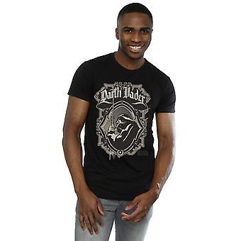 Star Wars Men's Retro Darth Vader T-Shirt