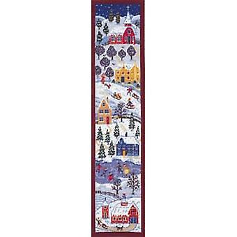 Winter Wonderland Needlepoint Canvas